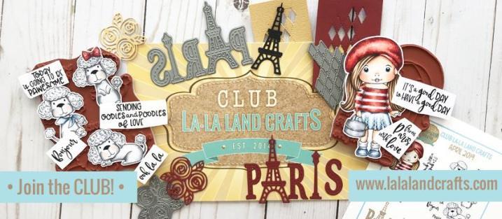 April 2019 Club Kit banner
