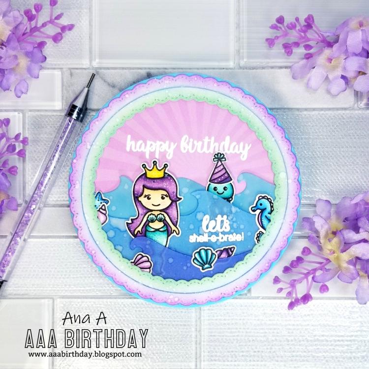 AAA Birthday 3d