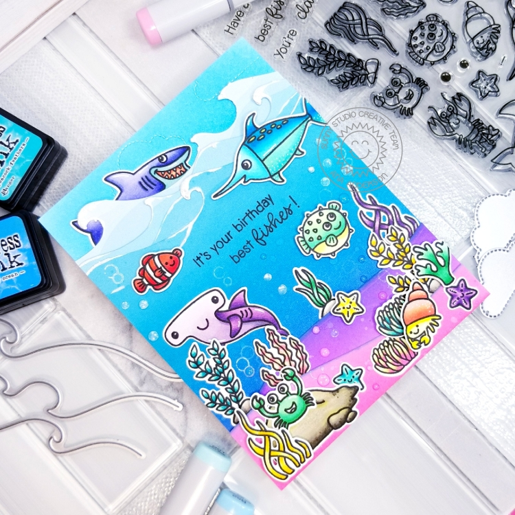 Sunny Studio Best Fishes3