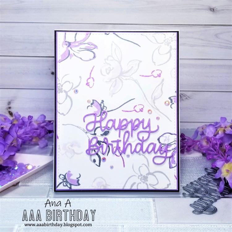 AAA Birthday #7