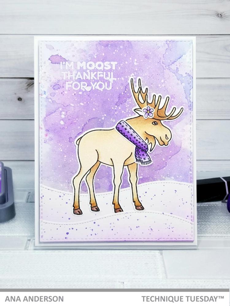 Morris the Moose2d
