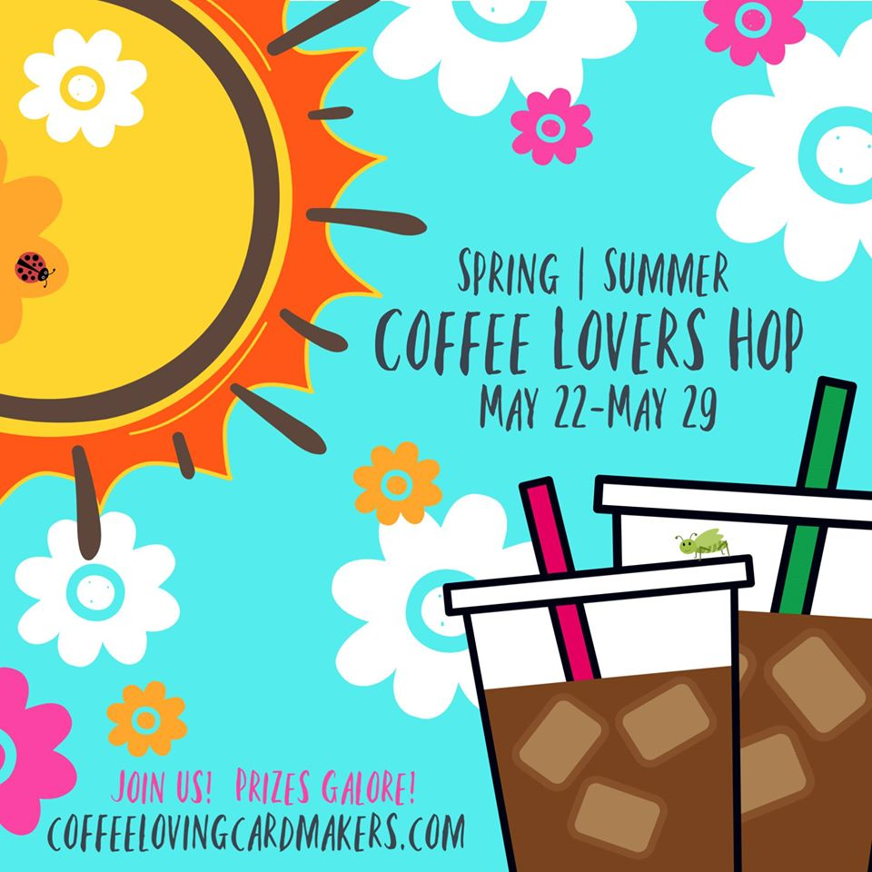 Coffee Lovers Blog Hop May 22