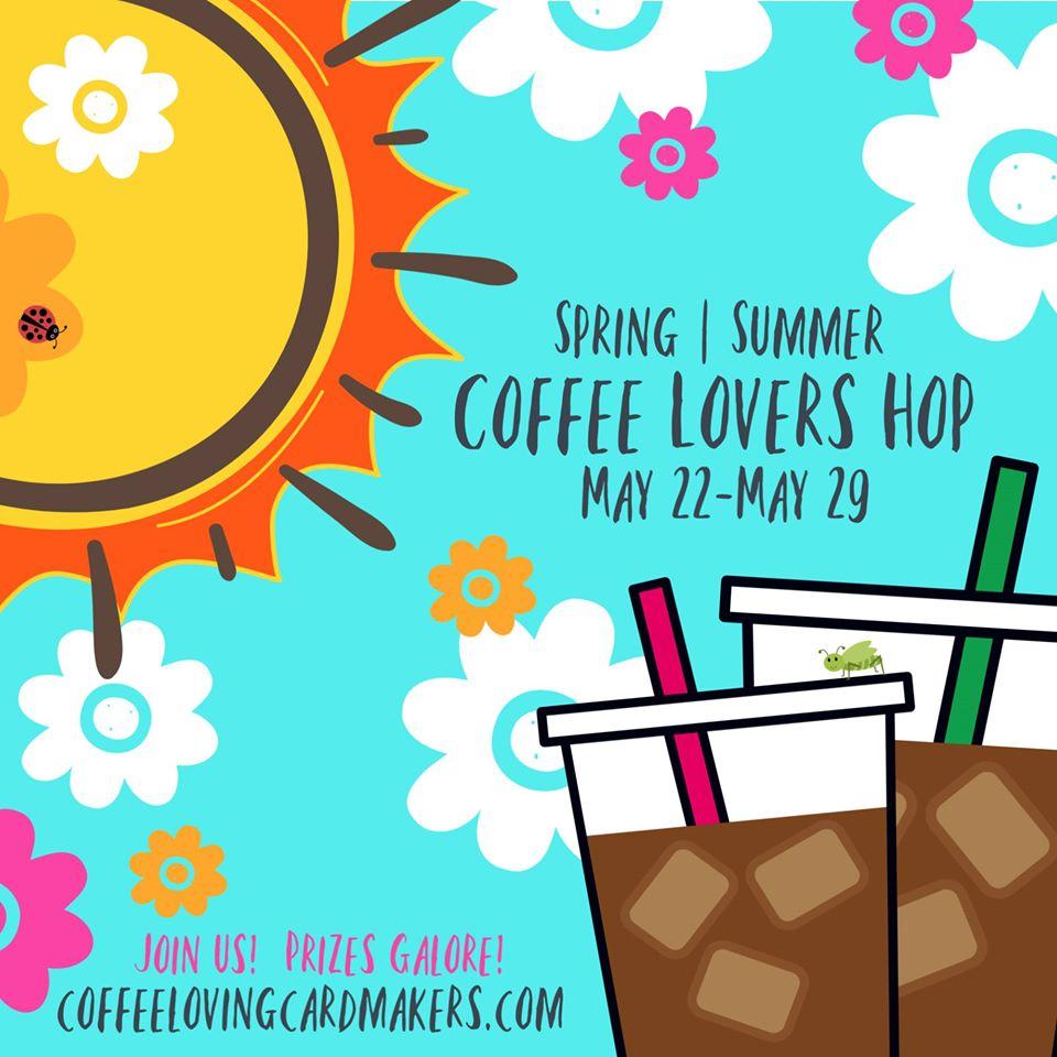 Coffee Lovers Blog Hop May 22